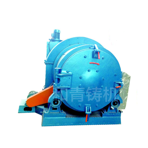 Q31 series Drum Shot Blasting Machine
